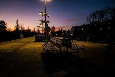 london-bench
