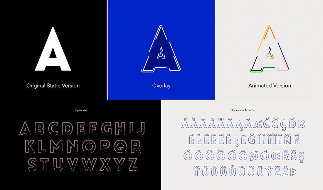 lovelo Design Trend: Experimental Typefaces & Fonts design tips