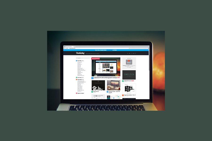 macbook-mockup-psd-19 100+ MacBook Mockup Templates (PSD & Vector) design tips