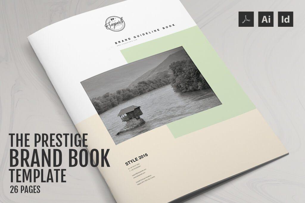 70 Modern Corporate Brochure Templates – Manual Design Templates