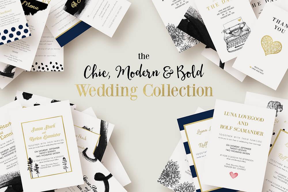 50 Wonderful Wedding Invitation Card Design Samples Design Shack