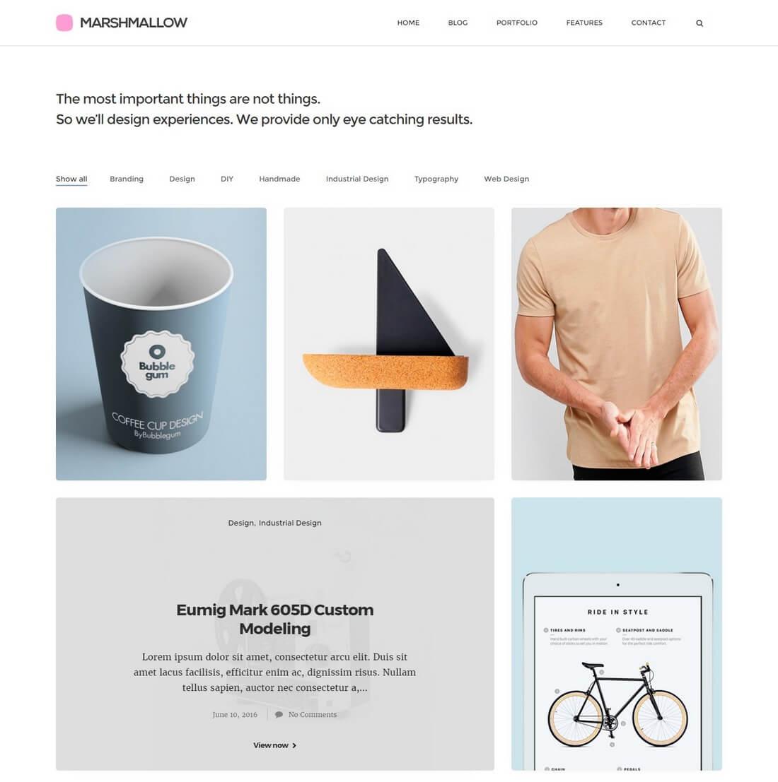 20+ Examples of Creative WordPress Sites | Design Shack