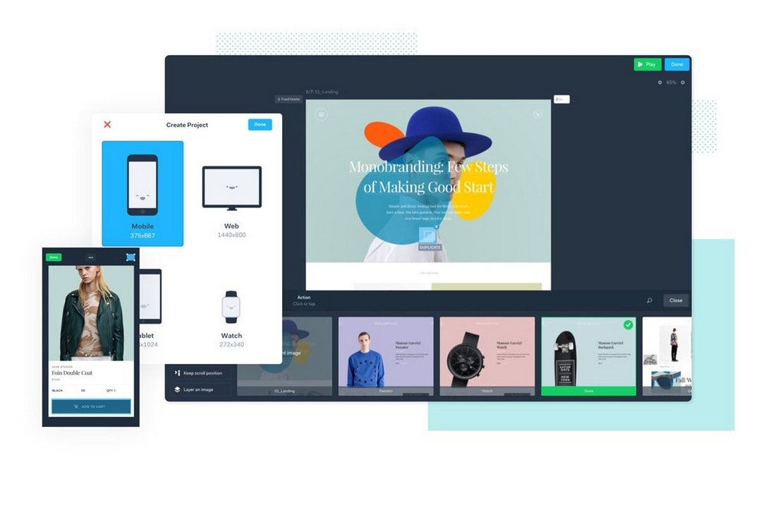 marvel-2 10 Best Prototyping Tools for Designers 2020 design tips  Software