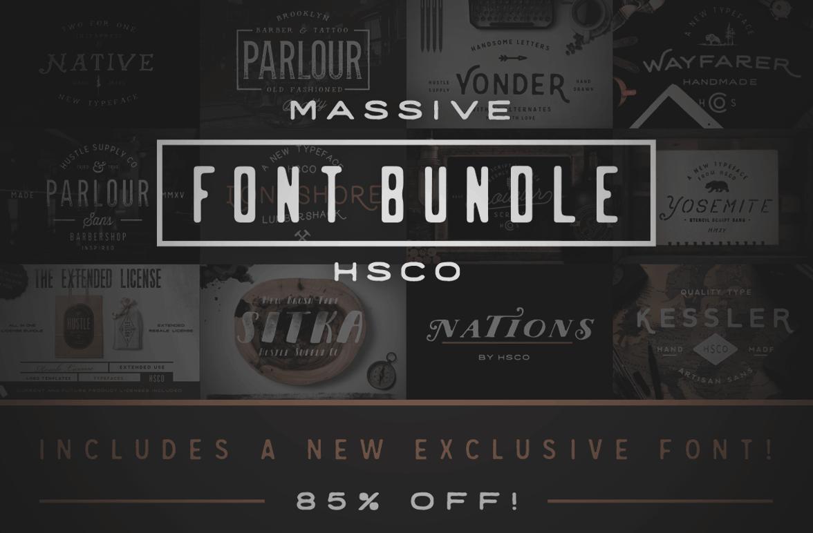 massive-font-bundle-o