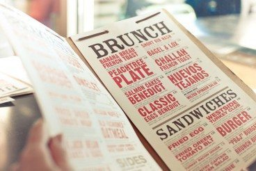 10 Tips for Delicious Menu Design