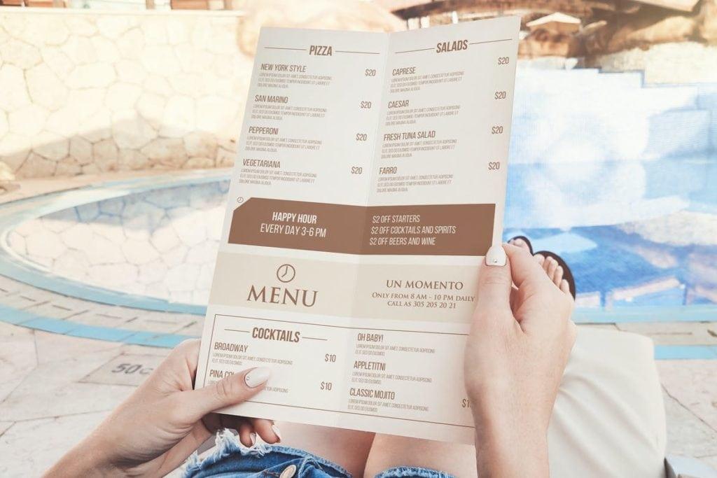 menu-mockups-7-1024x683 20+ Menu Mockup Templates (Free & Pro) design tips