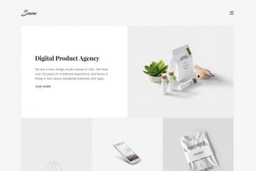 20+ Minimal Bootstrap Templates