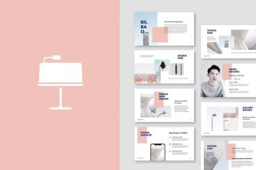 30+ Best Minimal & Creative Keynote Templates