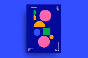 10 Minimal Poster Design Examples (+10 Templates)