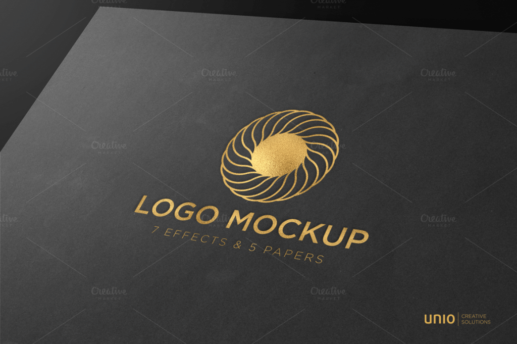 100 logo psd vector mockup templates design shack
