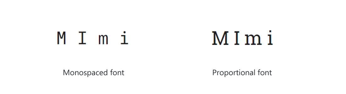 monospaced-font 10+ Professional Monospaced Fonts for Designers design tips
