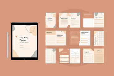 20+ Best Meal & Workout Planner Templates 2021