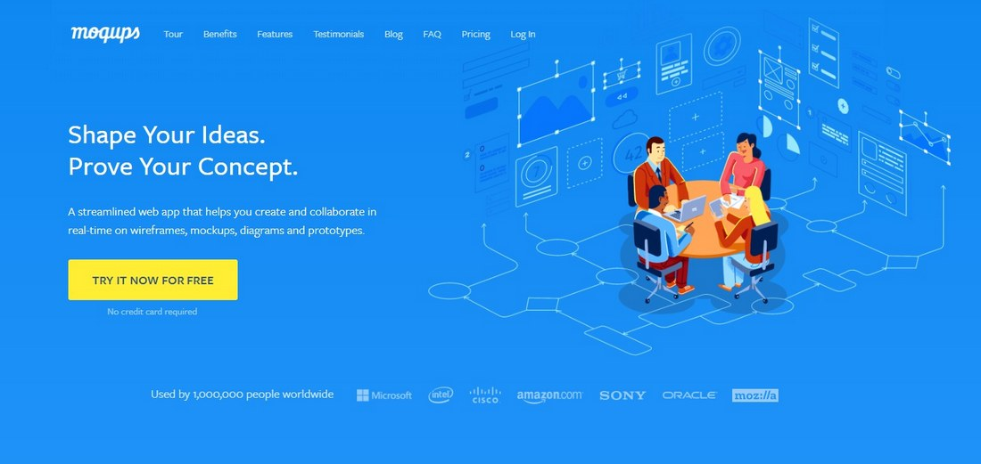 moqups 40+ Best Website PSD Mockups & Tools 2020 design tips