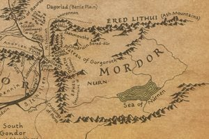 Journey Into Mordor With CSS