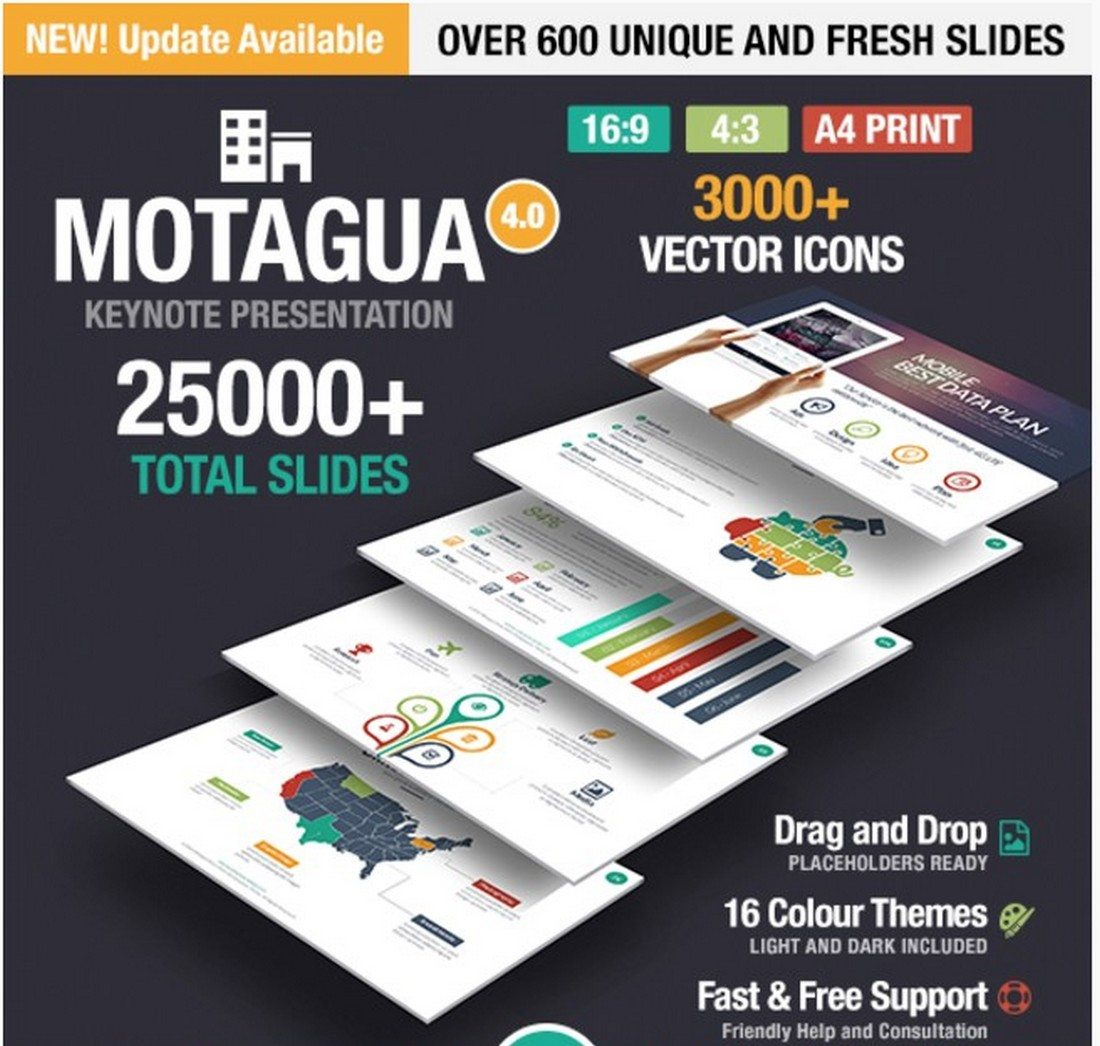 motagua-1 30+ Best Keynote Templates of 2018 design tips