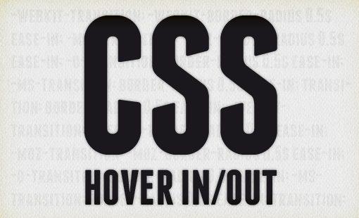 Cara Membuat Durasi CSS Transisi pada Blog