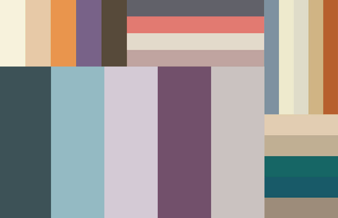 the evolution of flat design muted colors design shack evolution of flat design muted colors