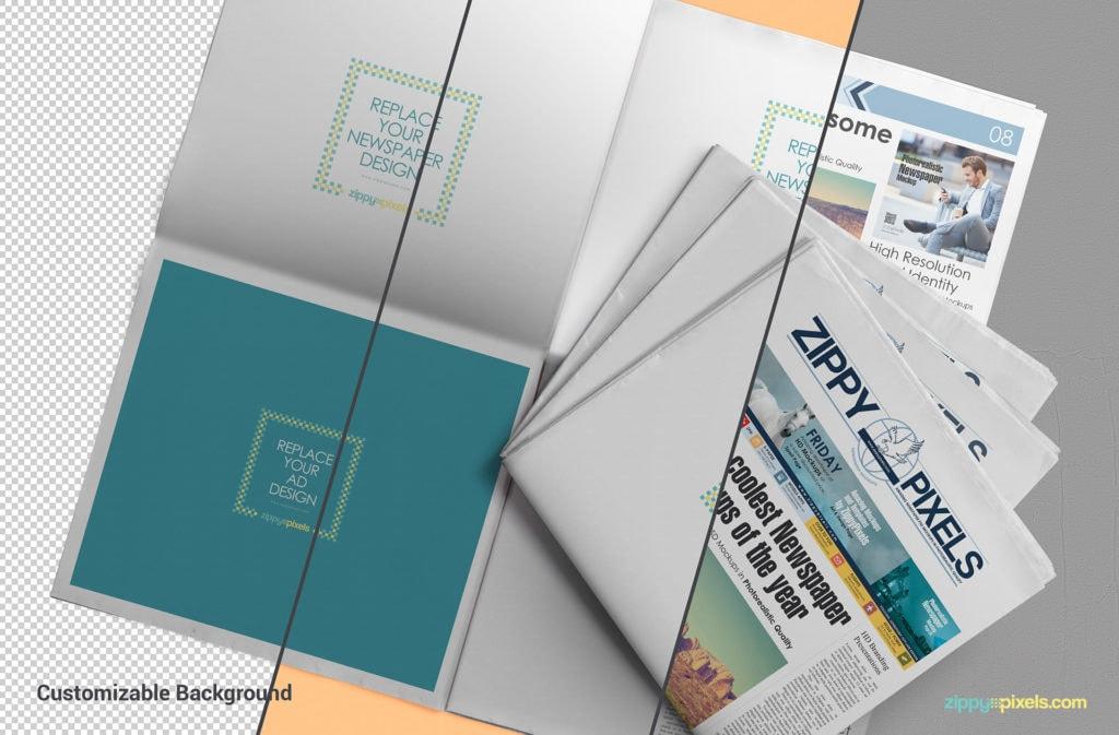 newspaper-mockups-11-1024x673 20+ Newspaper Mockup Templates (Free & Pro) design tips