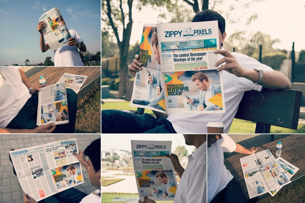 newspaper-mockups-12-1024x683 20+ Newspaper Mockup Templates (Free & Pro) design tips