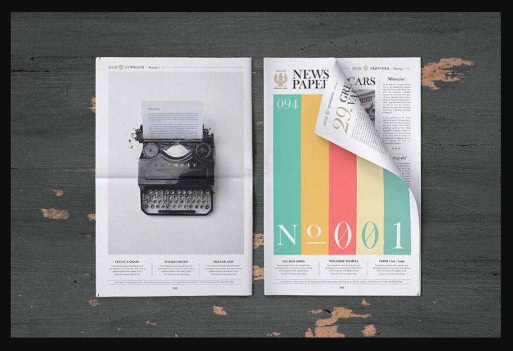 newspaper-mockups-3-1024x701 20+ Newspaper Mockup Templates (Free & Pro) design tips