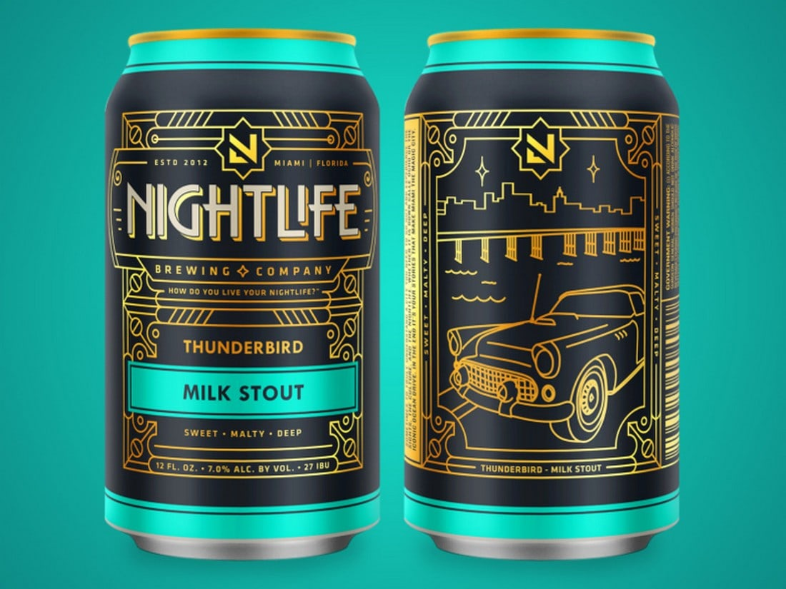 nightlife-brewing 7 New & Modern Color Trends 2020 design tips  Trends
