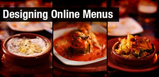 Tackling Online Menus: Tips and Examples - Azher Ahmed