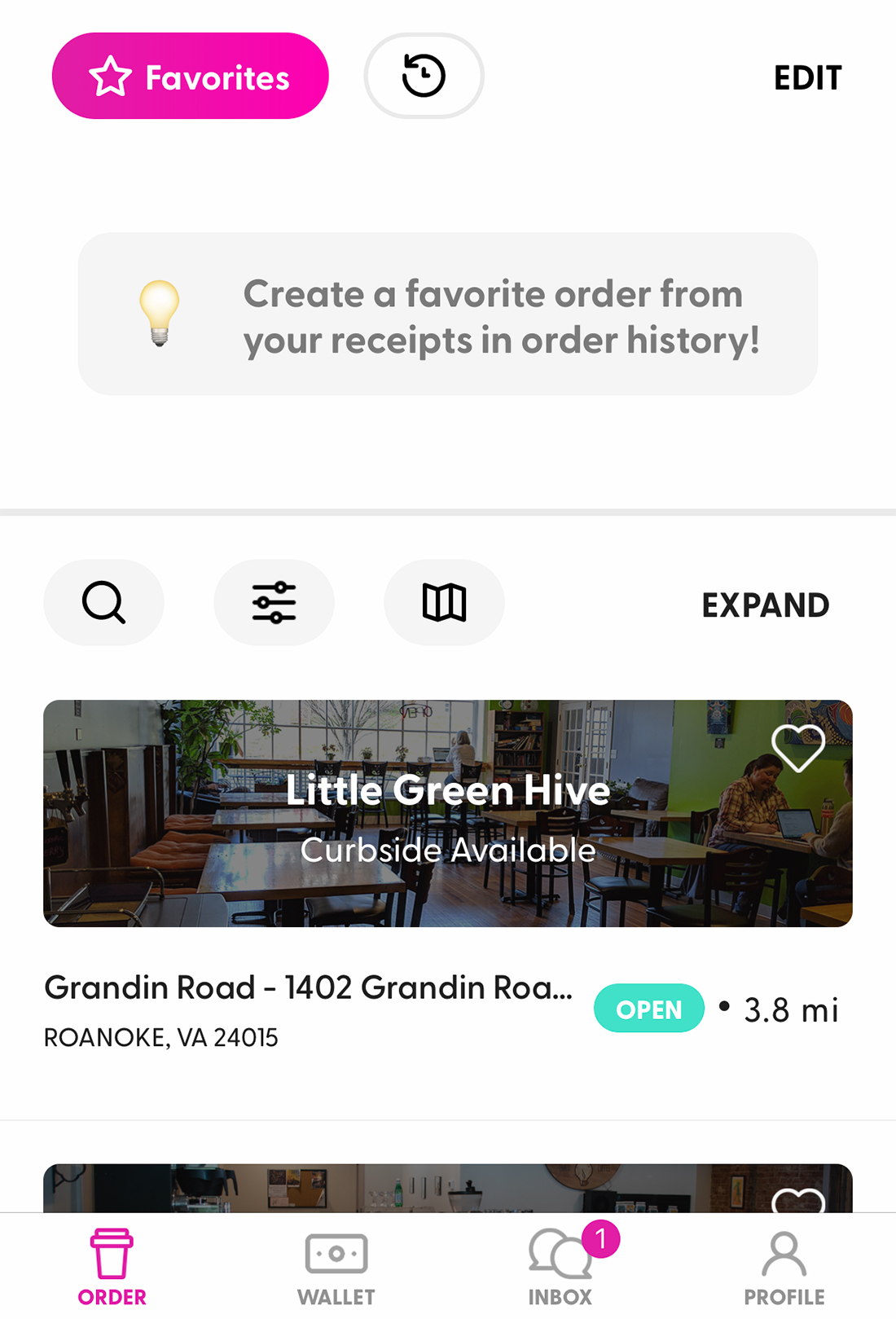 orderapp Design Trend: Modern Tappable Targets (And How to Do It) design tips