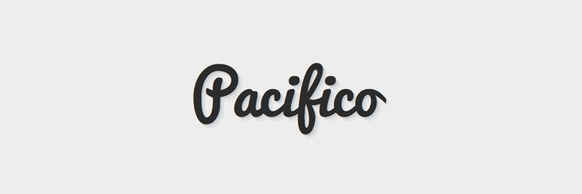 pacifico The 10 Best Script and Handwritten Google Fonts design tips