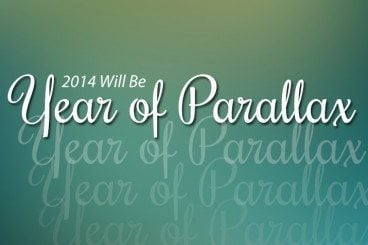 2014 Will Be Year of Parallax