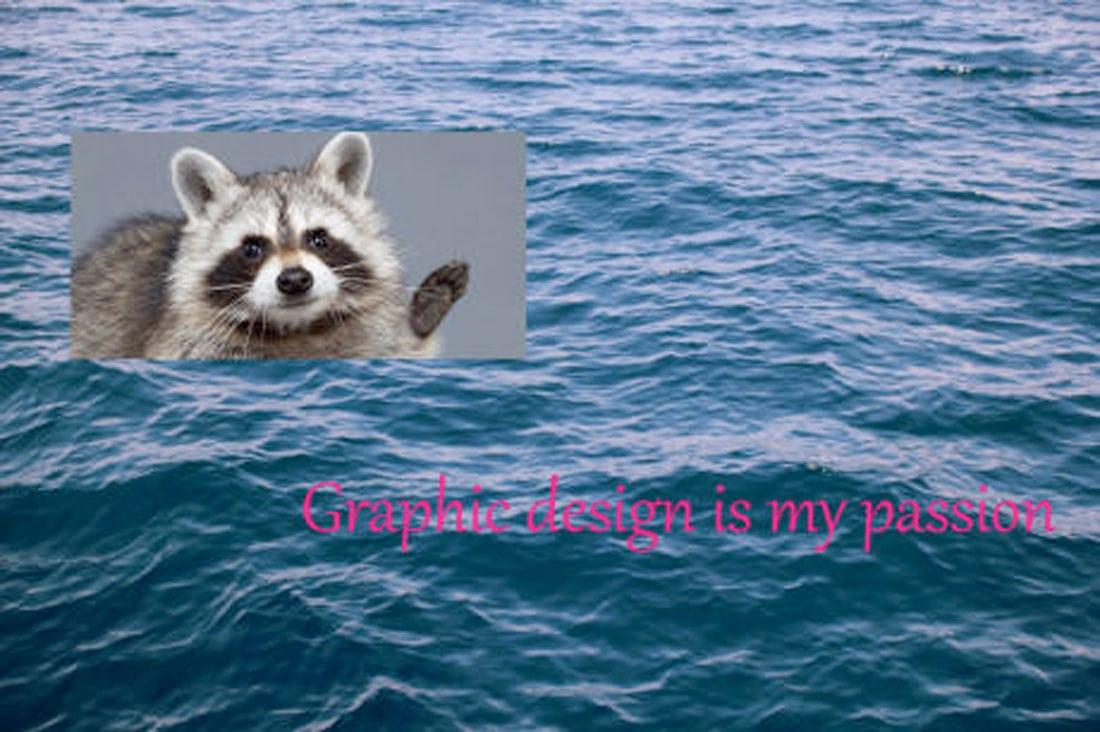 passion-raccoon Graphic Design Is My Passion: 20 Meme Picks design tips