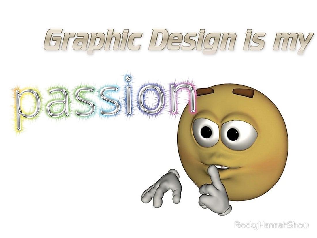 passion-smile Graphic Design Is My Passion: 20 Meme Picks design tips