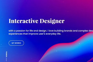 20+ Cutting-Edge Personal Website Designs to Inspire You