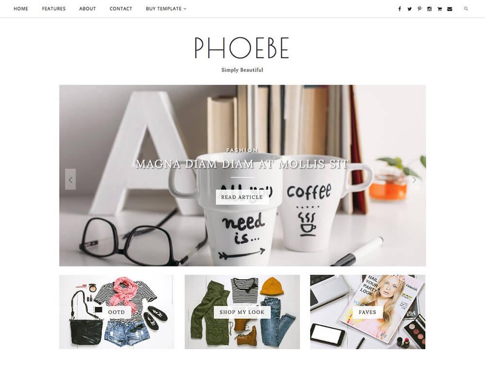 phoebe-template