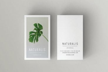 Photography Business Cards: 20 Templates & Ideas
