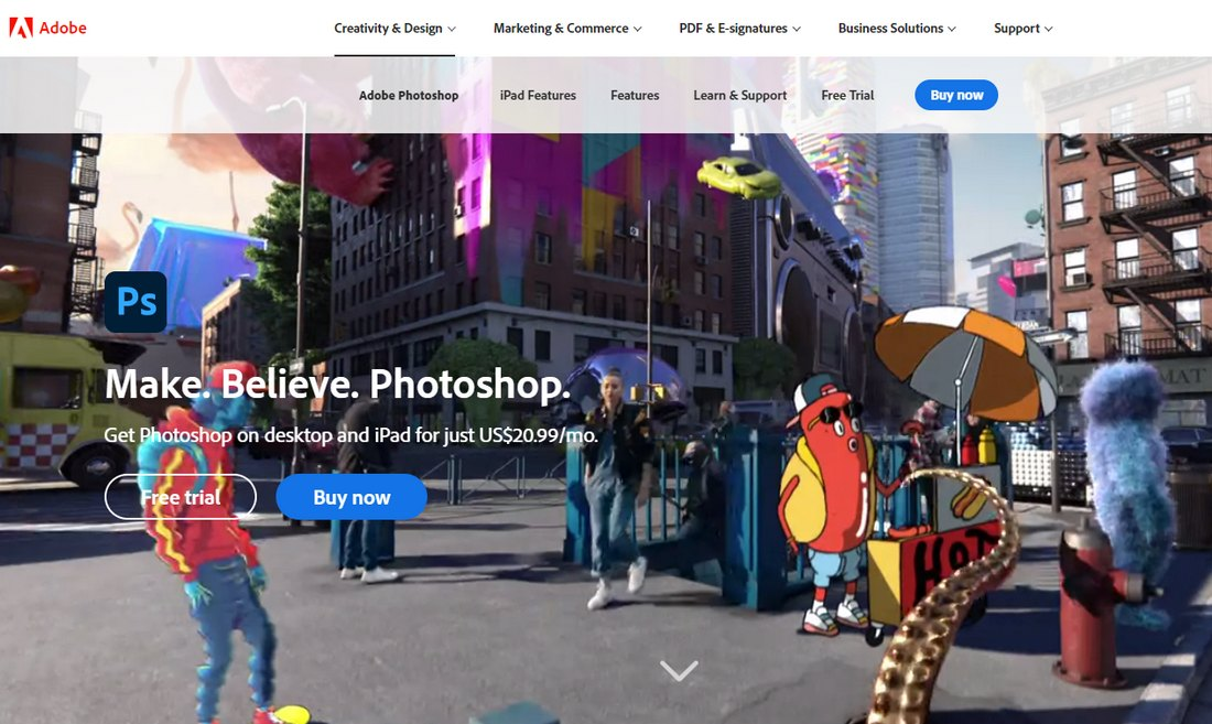 photoshop- Best Drawing Software for Digital Artists (PC & Mac) design tips