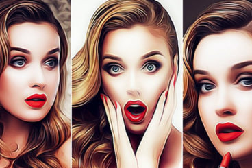 30+ Best Photoshop Cartoon Effects (Photo to Cartoon Actions & Plugins)