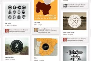 Using Pinterest for Design Inspiration