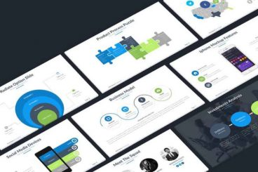 40+ Best Startup Pitch Deck Templates for PowerPoint 2021