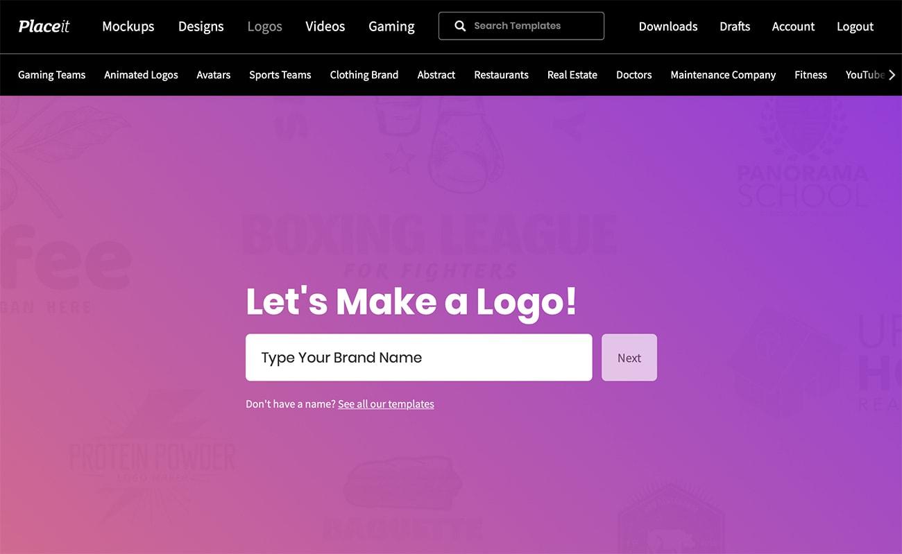 placeit-logo-maker 100+ Logo Mockup Templates (PSD & Vector) design tips