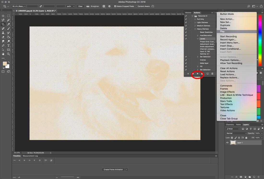 Photoshop Actions - Best Actions for Adobe