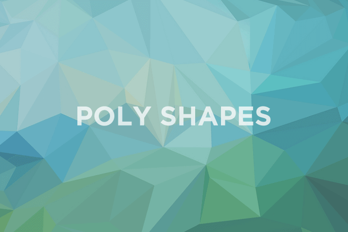 Poly Shapes: A New Design Trend We Love