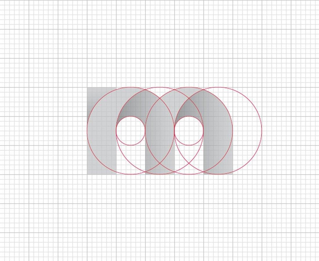 Grids In Logo Design