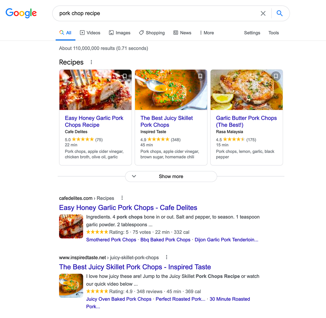 pork-chop SEO for UX Designers: Ideas to Incorporate Into Every Project design tips