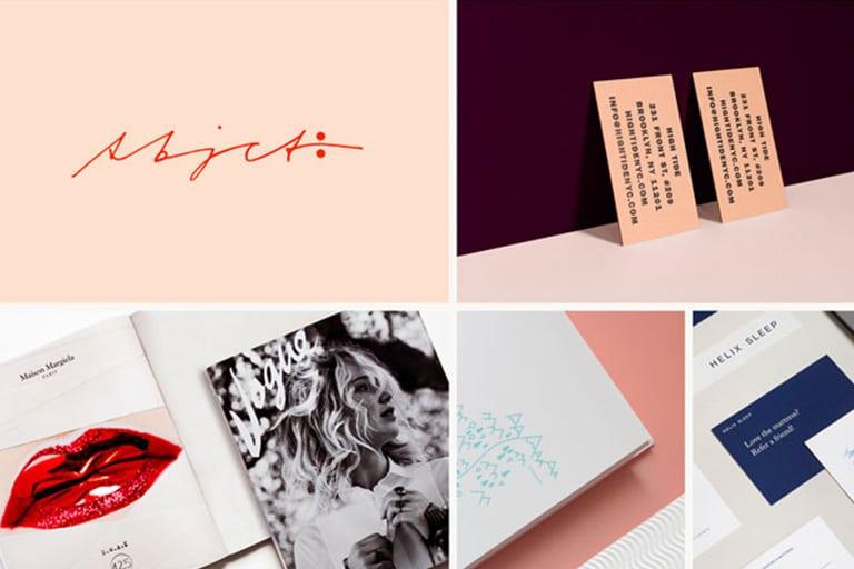 Portfolio Design Trends in 2018