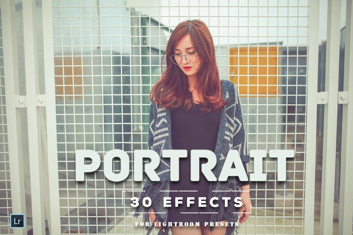 portrait lightroom presets