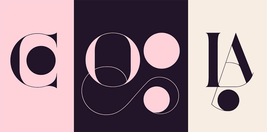 portvintage Design Trend: Experimental Typefaces & Fonts design tips
