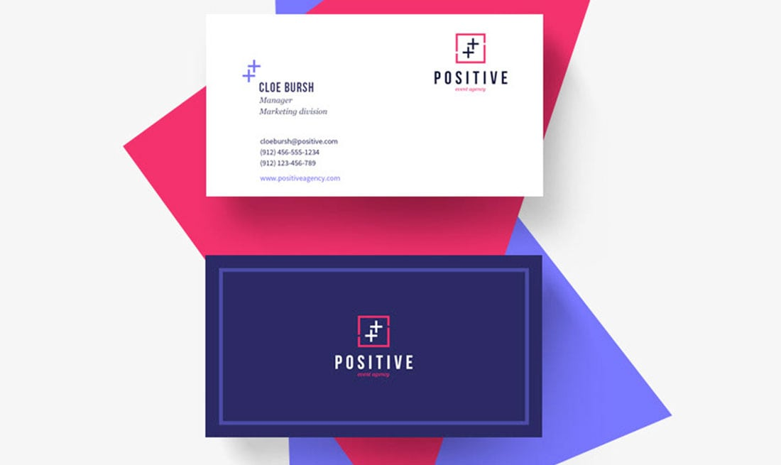 positive What to Put on a Business Card: 8 Creative Ideas design tips