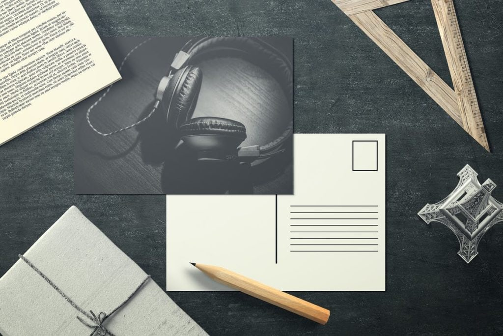 postcard-mockups-10-1024x683 20+ Postcard Mockup Templates (Free & Pro) design tips