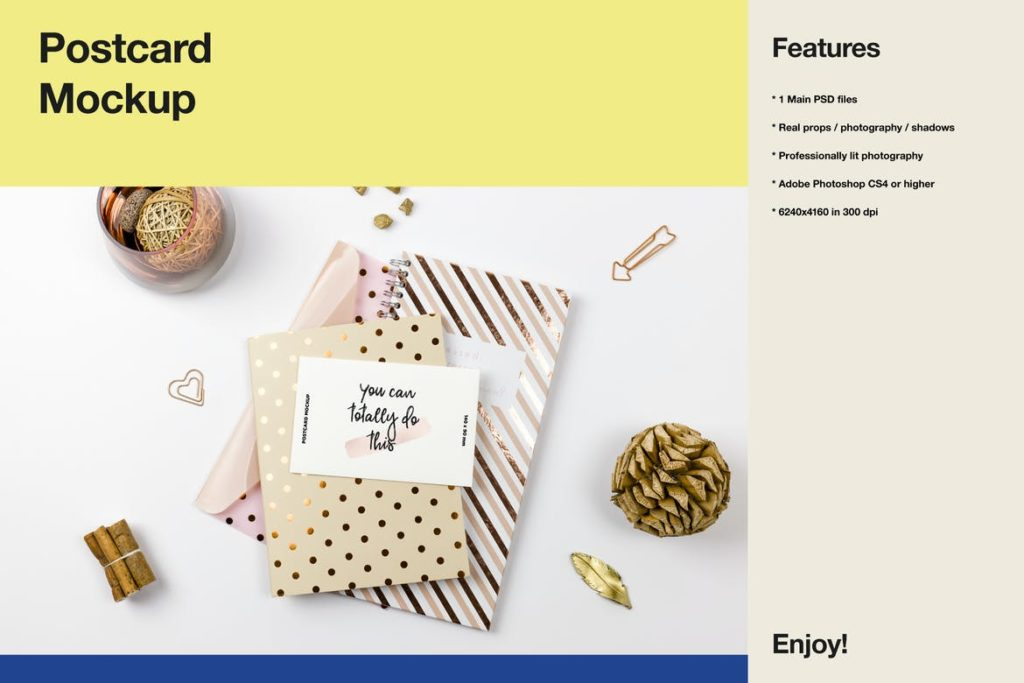 postcard-mockups-15-1024x683 20+ Postcard Mockup Templates (Free & Pro) design tips
