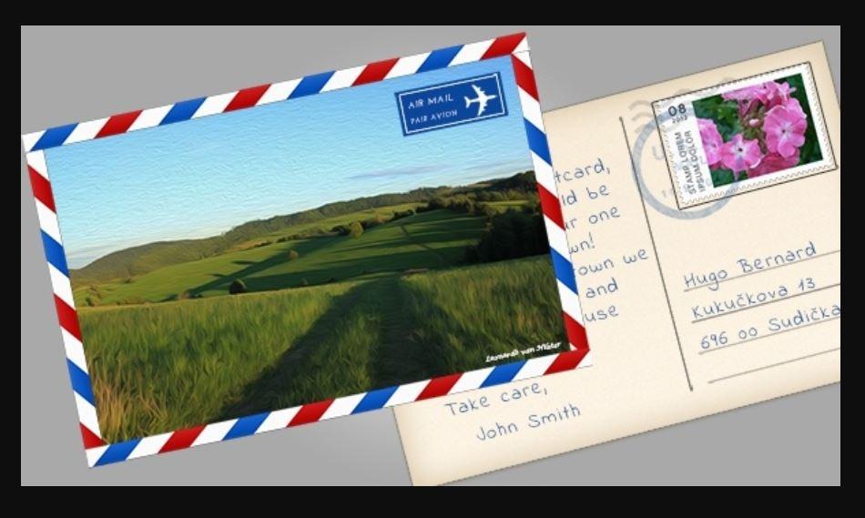 postcard-mockups-16 20+ Postcard Mockup Templates (Free & Pro) design tips